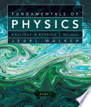 Fundamentals of Physics  Chapters 1 11