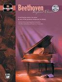 Basix Keyboard Classics Beethoven: Book & CD