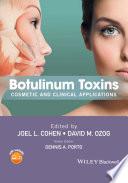 Botulinum Toxins
