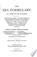 The Era Formulary