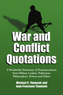 War and Conflict Quotations