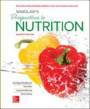 Cover of Wardlaw's Perspectives in Nutrition 11e