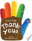 Five Little Thank Yous