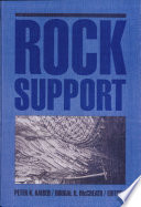 Rock Support in Mining and Underground Construction