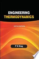 Engineering Thermodynamics, 5e