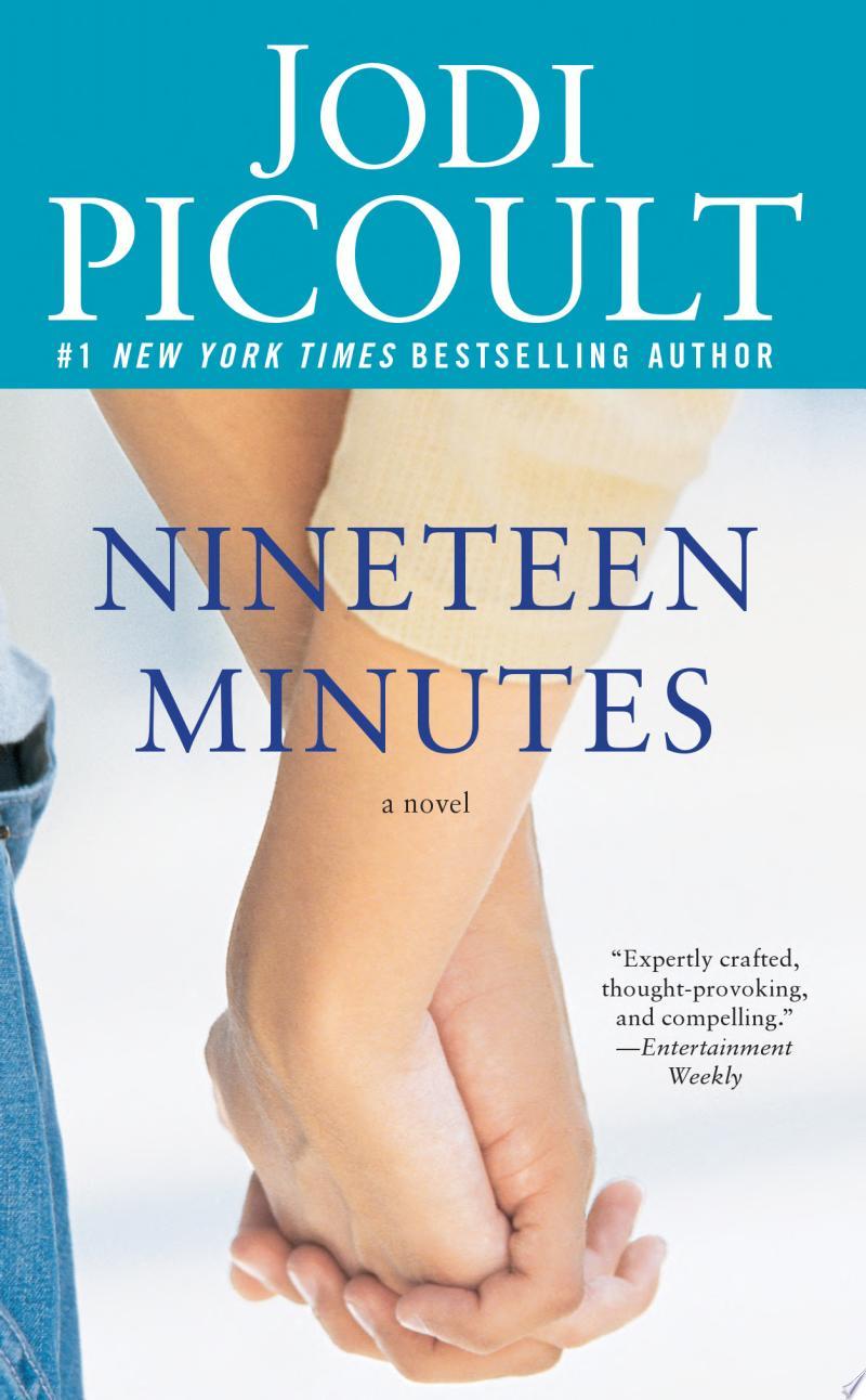 Nineteen Minutes banner backdrop
