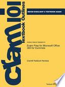 Exam Prep for Microsoft Office 365 for Dummies