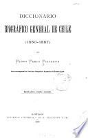 Diccionario biográfico general de Chile