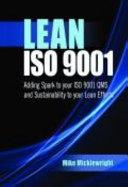 Lean ISO 9001