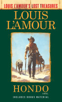 Hondo (Louis L'Amour's Lost Treasures) Pdf/ePub eBook