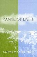 Range of Light Book