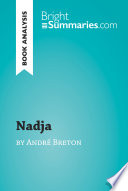 Nadja by André Breton (Book Analysis)