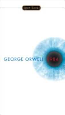 Book cover of '1984' by George Orwell, Erich Fromm