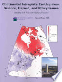 Continental Intraplate Earthquakes