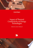 Impact of Thermal Conductivity on Energy Technologies