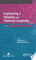Engineering of Polymers and Chemical Complexity  Volume I Book