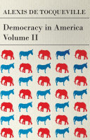Pdf Democracy in America - Telecharger
