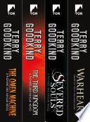 A Sword of Truth Set: Richard and Kahlan