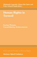 Human Rights in Turmoil