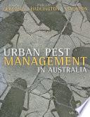 Urban Pest Management in Australia Book