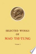Selected Works of Mao Tse Tung