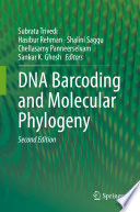 DNA Barcoding and Molecular Phylogeny Book