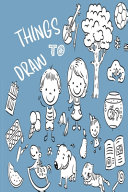 Funny Things To Draw Sketchbook Book