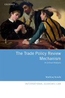 The Trade Policy Review Mechanism