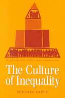 The Culture of Inequality Book PDF