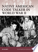 Native American Code Talker in World War II