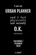 Calendar 2020 for Urban Planners   Urban Planner