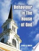 Behavior in the House of God