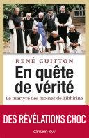 Pdf En quête de vérité - Le martyre des moines de Tibhirine Telecharger
