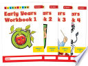 Books - Letterland Early Years Workbooks (1-4) (CAPS) | ISBN 9781862092389