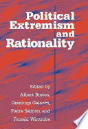 Political Extremism and Rationality
