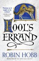 Pdf Fool's Errand (The Tawny Man Trilogy, Book 1)