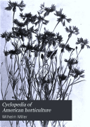 Cyclopedia of American Horticulture Book