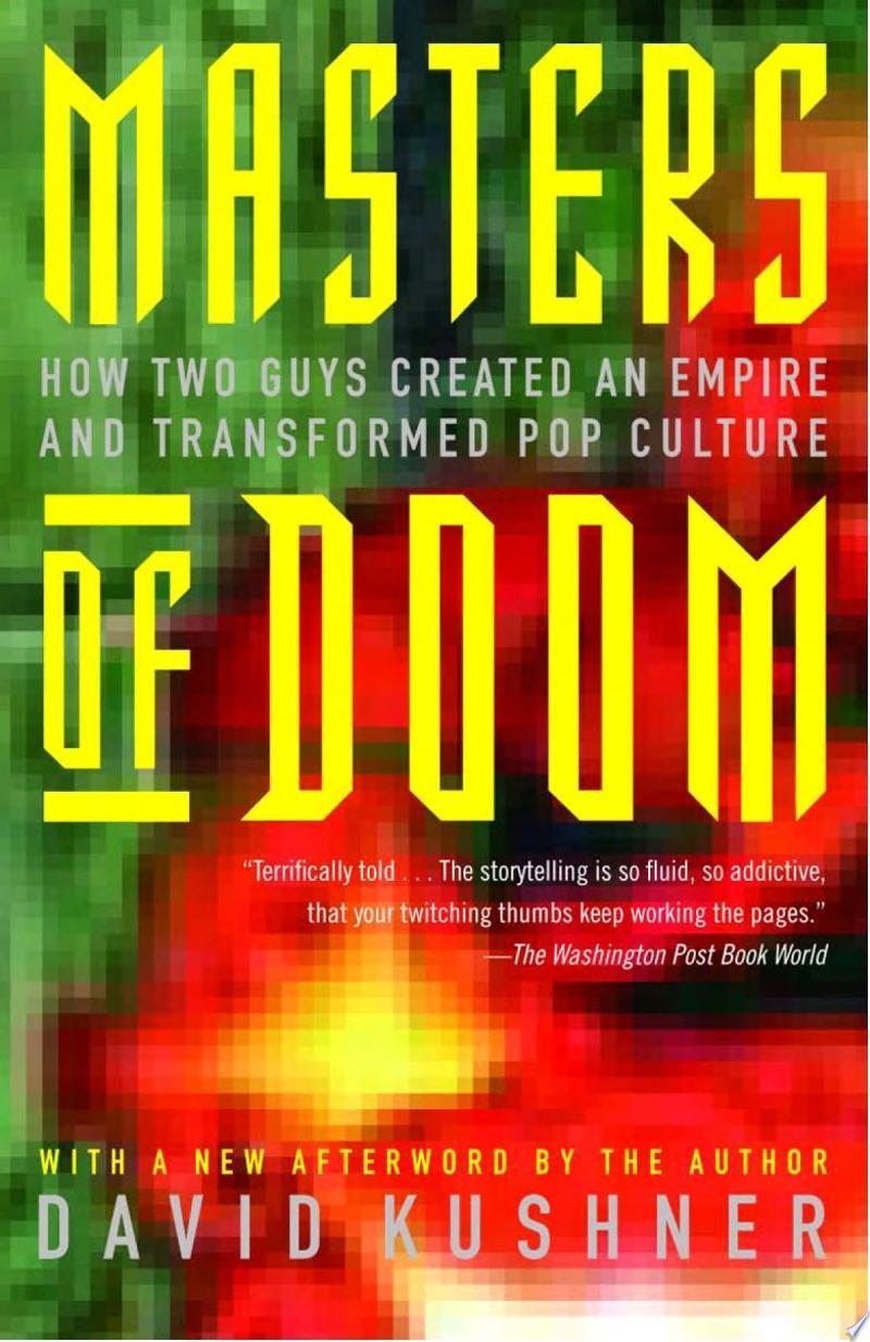 Masters of Doom image
