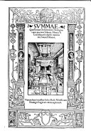 Svmmae Quaestionum Ordinariarum Theologi Recepto Preconio Solennis Henrici a Gandauo Book