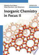 Inorganic Chemistry in Focus II