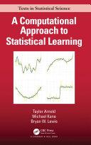 A Computational Approach to Statistical Learning [Pdf/ePub] eBook