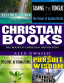 Christian Books The Book Of Christian Inspiration