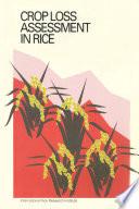 Crop Loss Assessment In Rice Book PDF