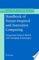 Handbook of Nature Inspired and Innovative Computing