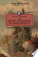 Rocky Mountain Cook Book