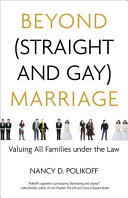 Beyond Straight and Gay Marriage