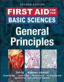Cover of First Aid for the Basic Sciences, General Principles, Second Edition