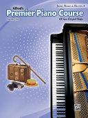 Premier Piano Course  Jazz  Rags   Blues Book 3