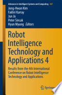 Robot Intelligence Technology and Applications 4