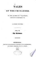Tales of the Crusaders  The talisman Book